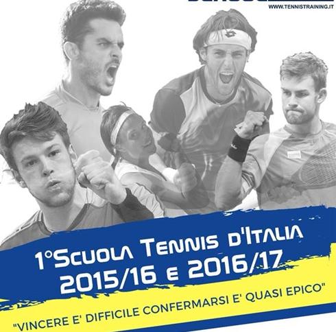migliore scuola tennis 2017